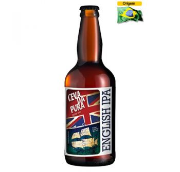Cerveja Cevada Pura English IPA 500 ml