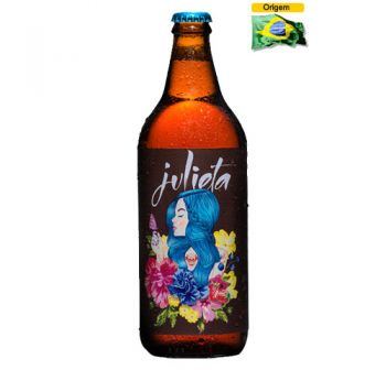 Cerveja Backer Julieta 600 ml