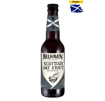 Cerveja Belhaven Scottish Oat Stout 330 ml
