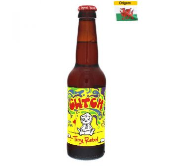 Cerveja Tiny Rebel CWTCH 330 ml