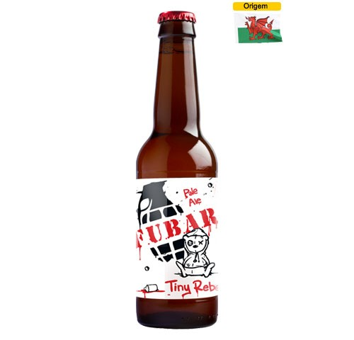 Cerveja Tiny Rebel Fubar 330 ml