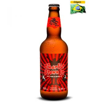 Cerveja Charlie Brown Jr APA 500 ml