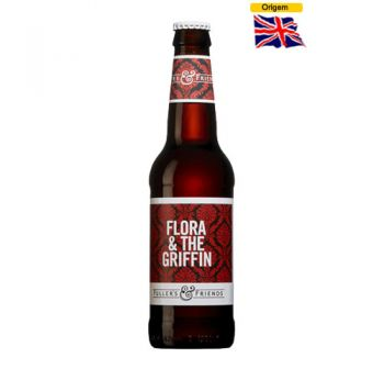 Cerveja Fullers Flora & The Griffin 330 ml