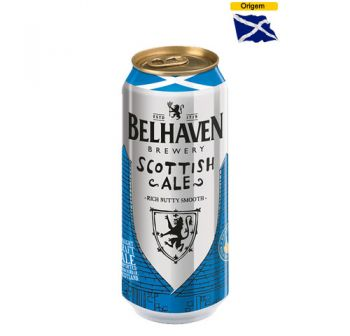 Cerveja Belhaven Scottish Ale 440 ml - Lata