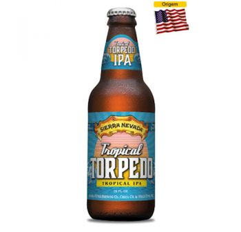 Cerveja Sierra Nevada Tropical Torpedo IPA 355ml