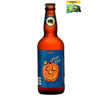 Cerveja Invicta Pump King Ale 500 ml