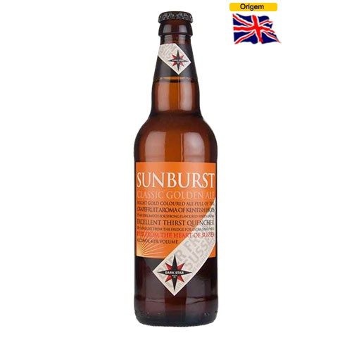 Cerveja Dark Star Sunburst 500 ml