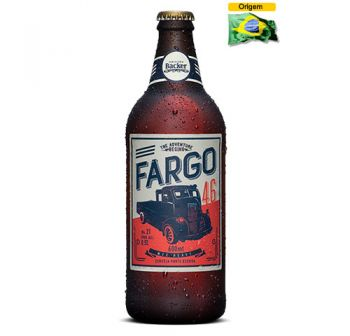 Cerveja Backer Fargo 46 600 ml
