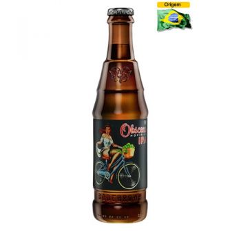 Cerveja Bodebrown Obscena Hopin-UP IPA 330 ml