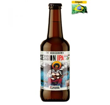 Cerveja Bodebrown Session IPA Bala de Banana 500 ml