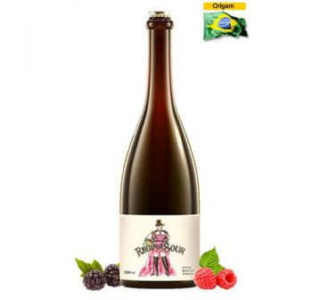 Cerveja Bodebrown Regina Sour 750 ml