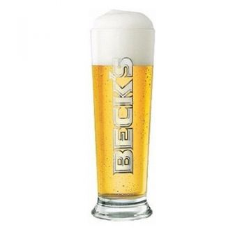 Copo Becks 300 ml