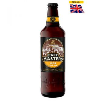 Cerveja Fullers Past Masters 1909 Pale Ale 500 ml