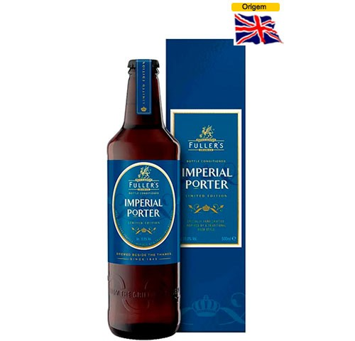 Cerveja Fullers Imperial Porter Limited Edition 500 ml