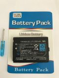 Bateria para Nintendo - NEW 3DS - 3,7V 2000 mAh 5Wh + Chave Philips