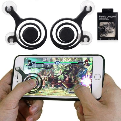 2 Mini Mobile Joystick Smartphones Tablet Ipad Android Tab  - foto principal 2