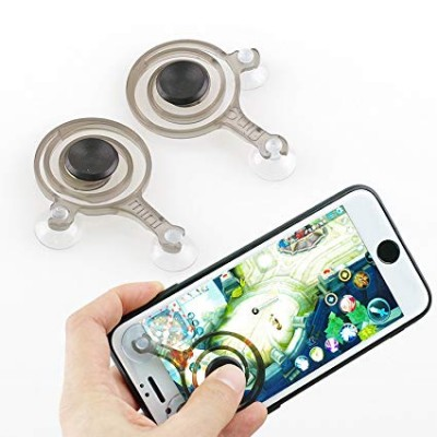 2 Mini Mobile Joystick Smartphones Tablet Ipad Android Tab  - foto principal 3