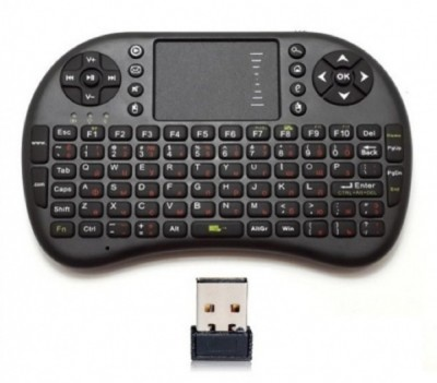 Mini Teclado Wireless Keyboard E Mouse Ukb-500-rf  - foto principal 3