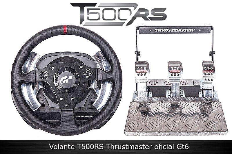 volante t500rs thrustmaster ps3 ps4 e pc extreme simracing. Black Bedroom Furniture Sets. Home Design Ideas