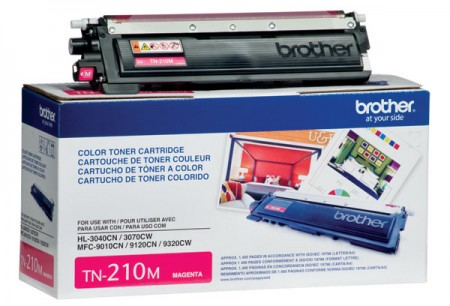 TN210M Toner Magenta Brother - Original