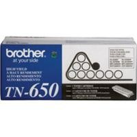 TN-650 Toner Brother Preto / Black - Original