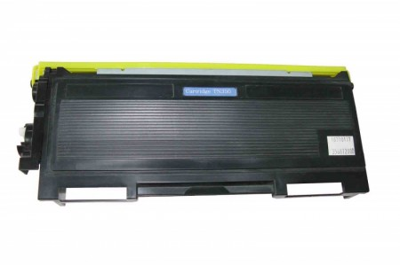 TN350 Toner Brother Preto / Black - Remanufaturado