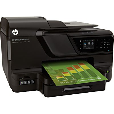 Multifuncional HP Officejet Pro 8600 Wireless ePrint