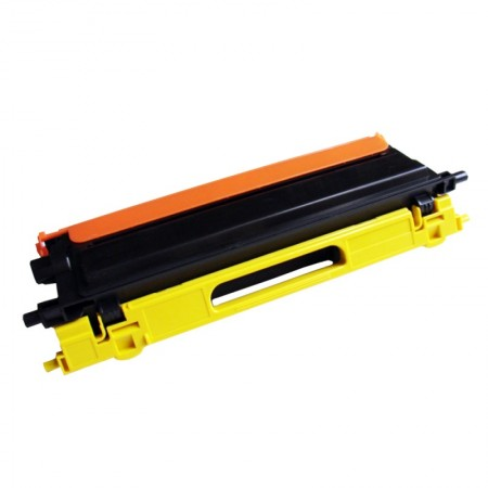 TN110 / TN115 Toner Brother Amarelo / Yellow - Compatível 100% Novo