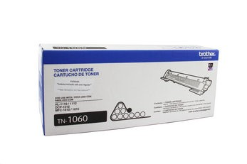 TN1060 Toner Brother Preto / Black - Original