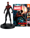 Miniaturas Marvel Fact Files Edição 33 Ultimate Spider-Man