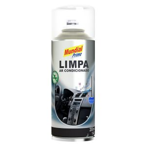 Limpa Ar Condicionado Spray CARRO NOVO (Mundial Prime) 200 ml