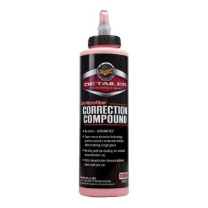 Polidor Restaurador Correction Compound - Sistema Dupla Ação Meguiars (473 ml) D30016