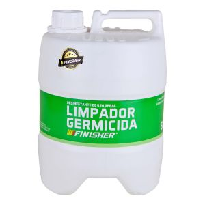 Limpador Germicida Finisher (5 Litros)