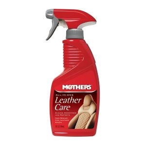 All-in-one Leather Care - Limpador e Hidratante de Couro Mothers - (355ml)
