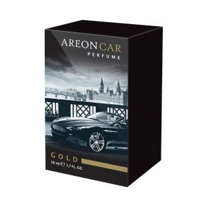 Areon Car Perfume Gold (50ml)