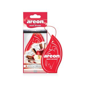 Odorizador Mon Areon Apple & Cinnamon (maça e canela)