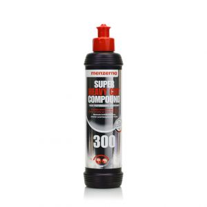 Super Heavy Cut Compound 300 - Composto Polidor de Corte Agressivo - Menzerna (250ml)