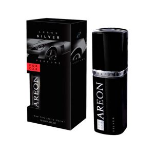 Areon Perfume For Car Silver (50ml)
