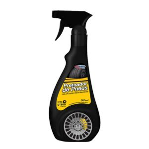 Preteador de Pneus Spray Centralsul (500ml)
