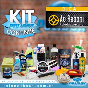 KIT 3 - CONTINUE