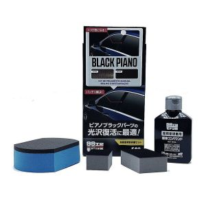 BLACK PIANO - Nano Polidor Manual - Soft99 (80ml)