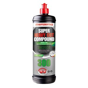 Super Heavy Cut Compound 300 GREEN LINE Menzerna (1 Kg)