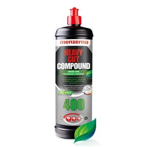 Heavy Cut Compound 400 GREEN LINE - Menzerna (1 Kg)