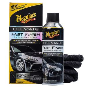 Cera Protetora Rápida Spray Ultimate Fast Finish Meguiars G18309 (251,4ml)  - foto 2