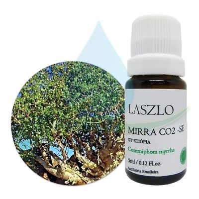 CO2-SE de Mirra - GT Etiópia - Laszlo - 5ml