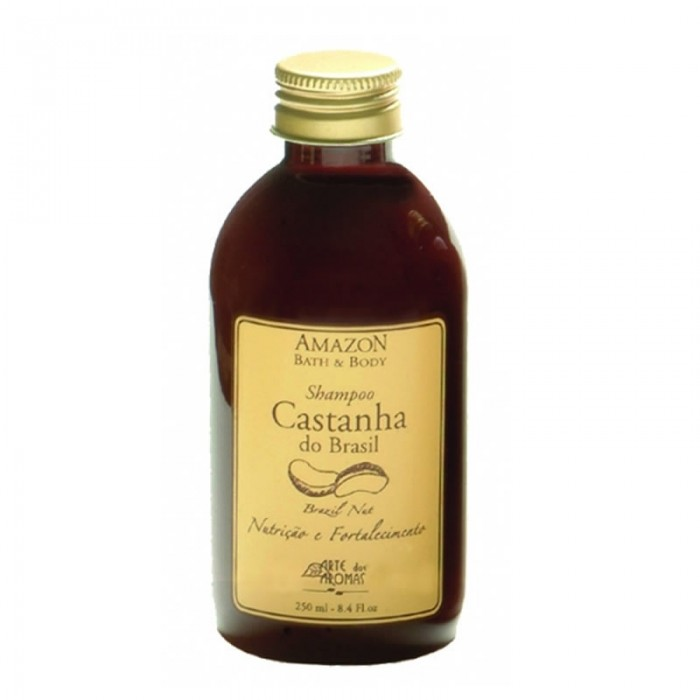 Shampoo Castanha do Brasil - Amazon Bath & Body - Arte dos Aromas - 250ml
