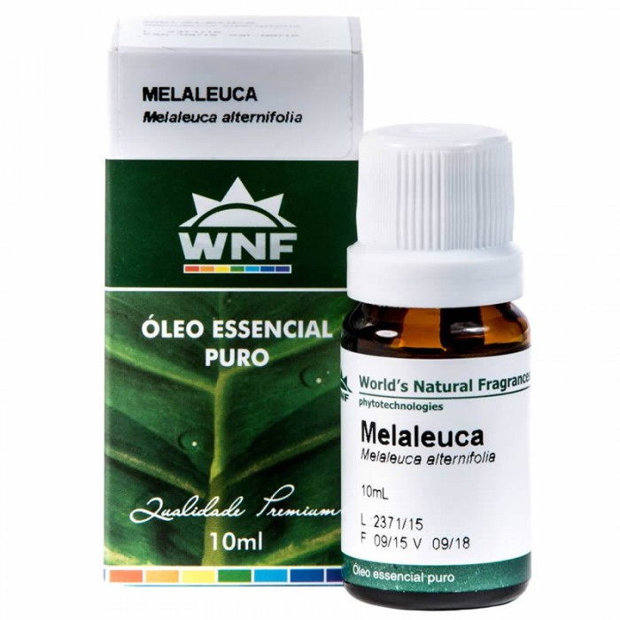 Óleo Essencial de Melaleuca (Tea Tree) - WNF - 10ml