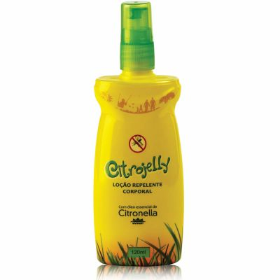 Loção Repelente Corporal - Citrojelly - 120ml