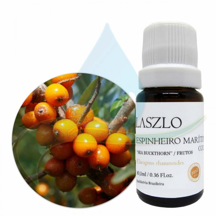 CO2-TO de Espinheiro Marítimo ''Sea Buckthorn Frutos'' -  Laszlo - 10,1ml