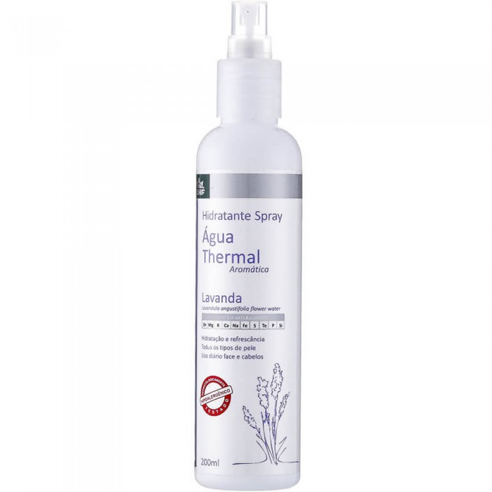 Água Thermal de Lavanda - WNF - 200ml